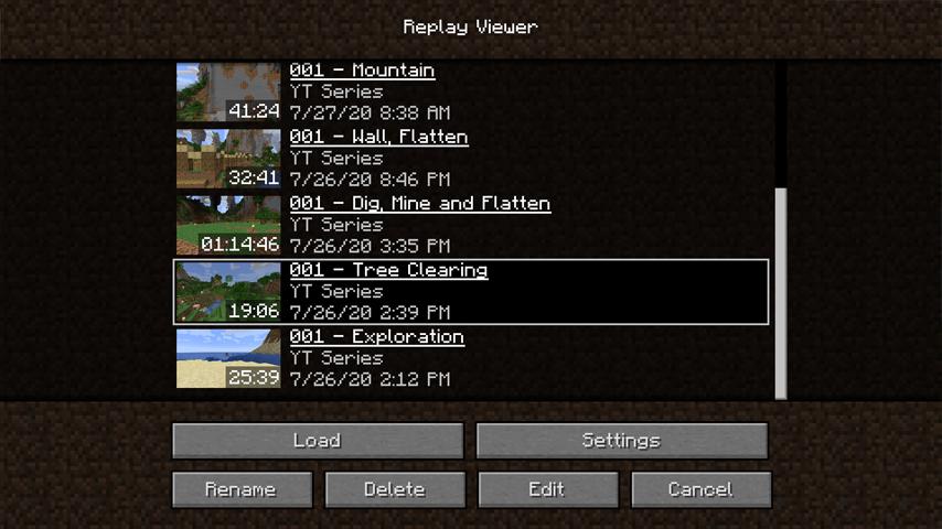Minecraft Replay Mod Documentation - Minecraft server erstellen mit mods 1 8